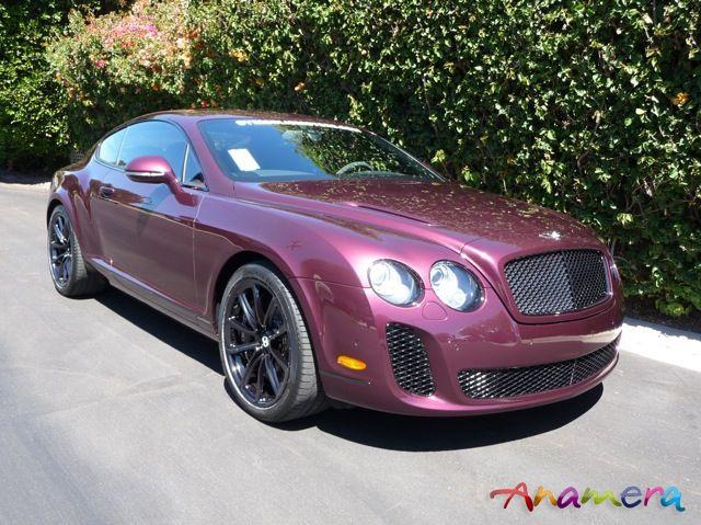 2010 Bentley Super Sport