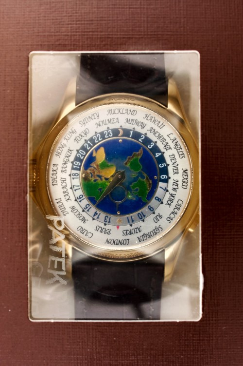 Patek 5131 J World Time