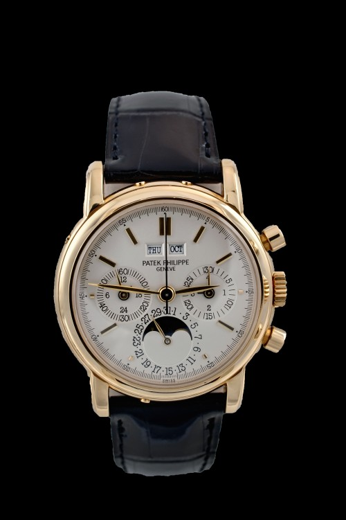 Patek 3970 EJ 2nd Series Dial