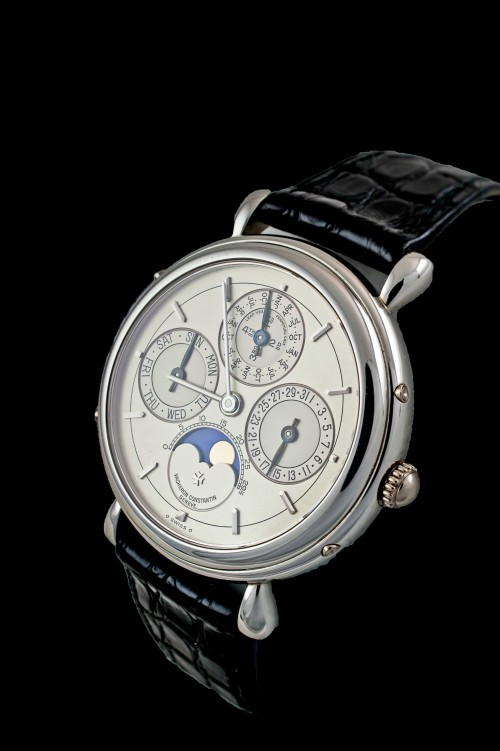 Vacheron Constintein Minute Repeater Platinum