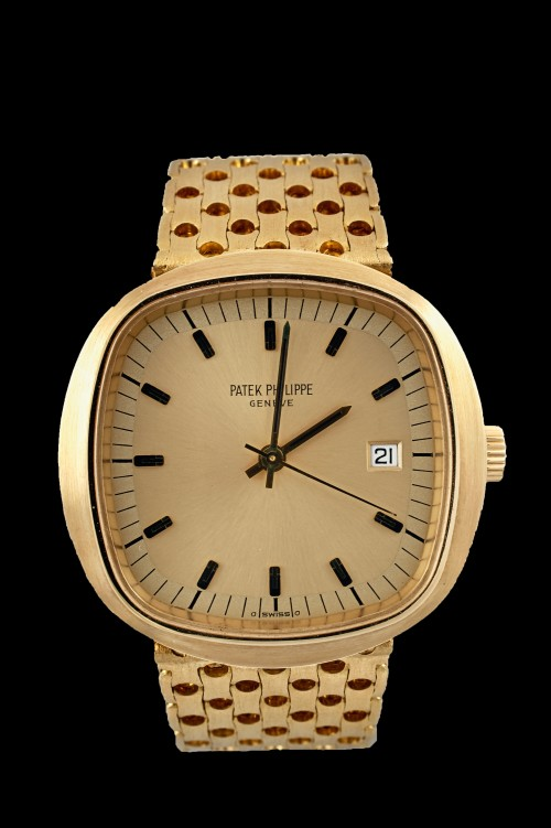 Patek 3587 J Removable Bracelet