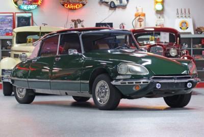 1972 Citroen DS 21