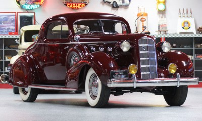 1935 La Salle Series 50
