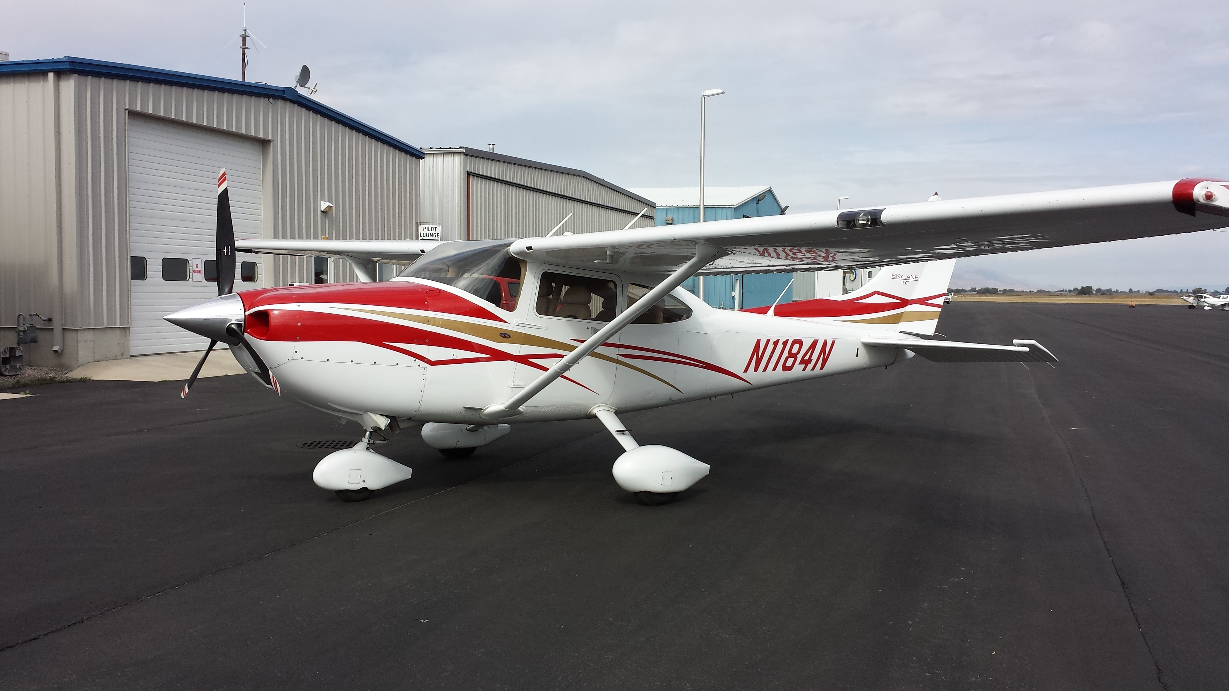 2007 Cessna 182T