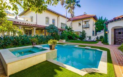 1043 Ocean Blvd (Spreckles Mansion) Coronado, California