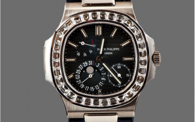 Patek Philippe 5722 G Diamonds